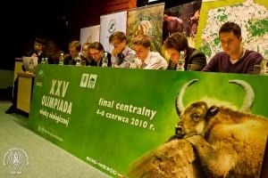 XXV edycja Olimpiady Ekologicznej – Finał centralny